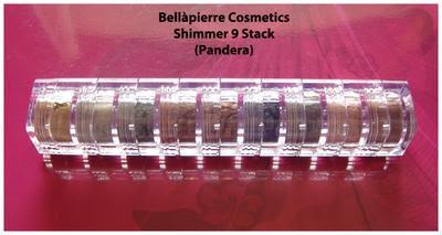 Shimmer 9 Stack by Bellàpierre (Pandera)