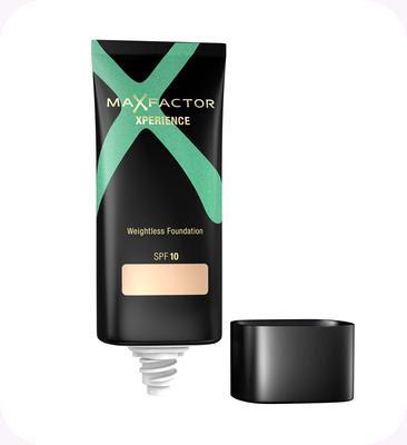 Nuovo fondotinta Max Factor Xperience
