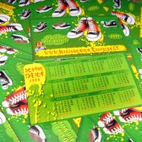 Kiseniniai Kalendoriukai