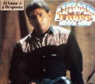 Adilson Lopes - O Amor é a Resposta 1992