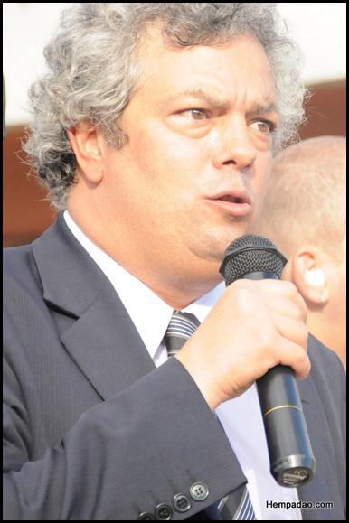 André Barros - Advogado da Marcha