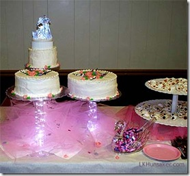 Wedding Cake-photo by LK Hunsaker