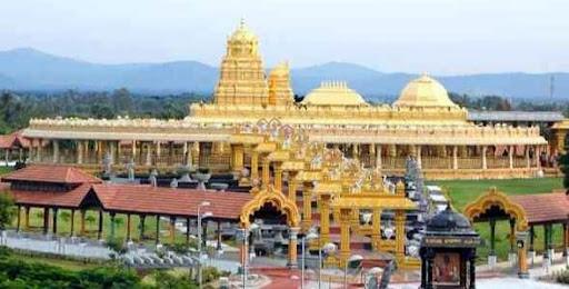sripuram golden temple images. சிங்காரச்