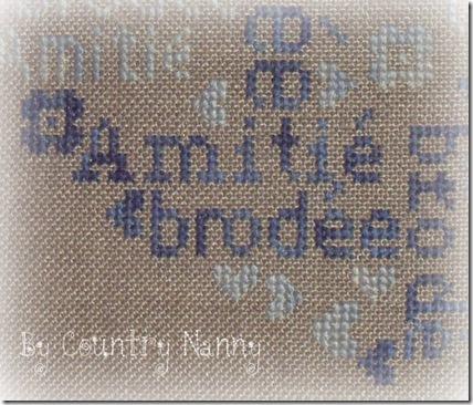 Amitié Brodé 3