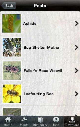PlantFile Pro - screenshot