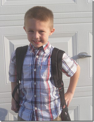 Jakob's first day of school 003