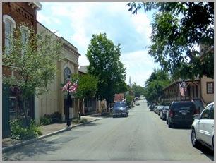 Main Street, Jonesborough