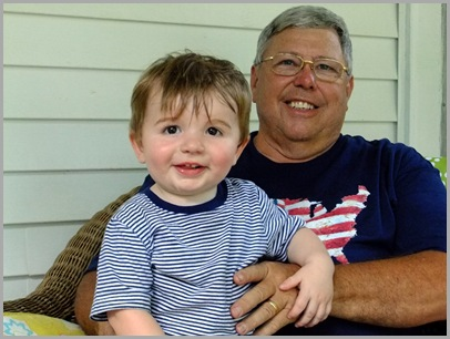 Rocco and Grandpa