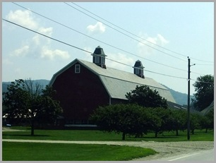 Another Pretty Barn