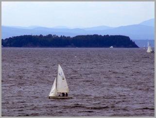 Typical Scene On Burlington Bay