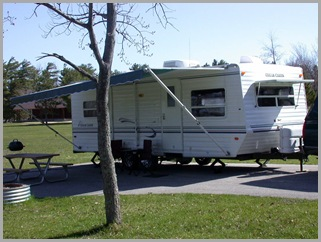 '99 Cedar Creek Travel Trailer