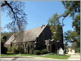 All Saint's Episcopal Church