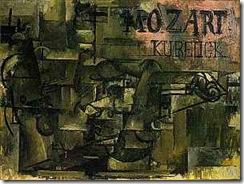 L'Affiche de Kubelick-Georges Braque