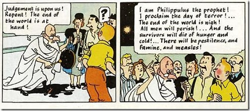 TinTin _The Shooting_Star