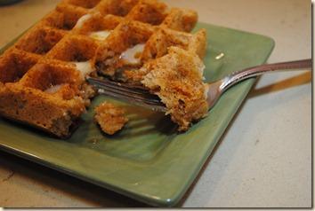 waffle bite