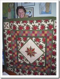 Melinda&Dal quilt