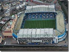 estadio do chelsea