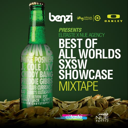 DJ Benzi Presents Elitaste x NUE Agency SXSW Mixtape