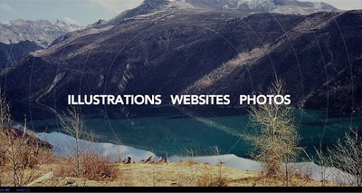 30 Beautiful Websites With Large Photo Background for Inspiration