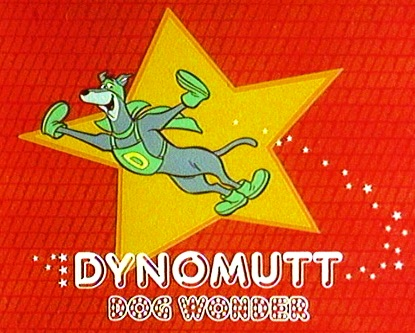 Dynomutt Dog Wonder Cartoon Picture 1
