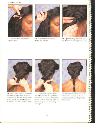 gift presents for women: beautiful braids tutorial book