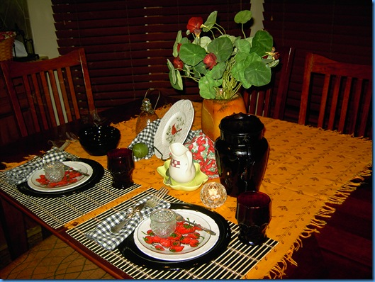 Strawberry plates 001