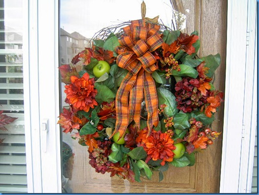 Fall Entry and Wreath 003