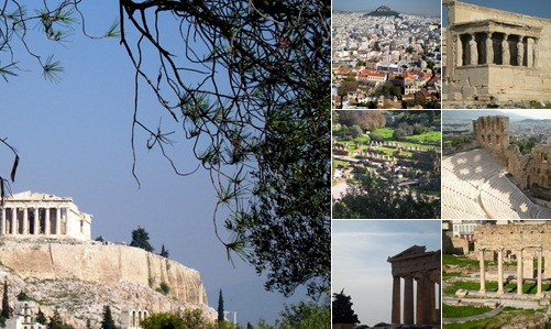 View Афины