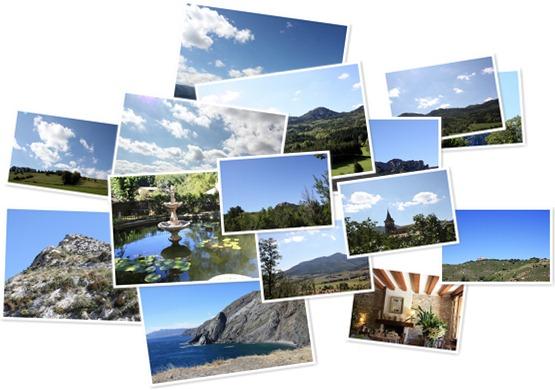 View Perpignan - Quillan - Foix - Saint-Girons