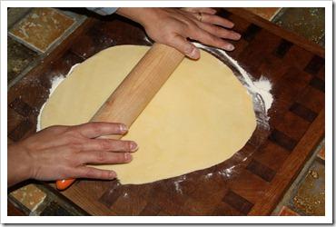 La tarte au maroilles