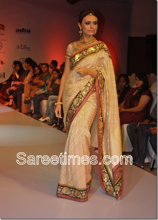 White_Designer_Saree