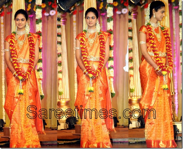 how to wear pattu saree in tamil nadu style