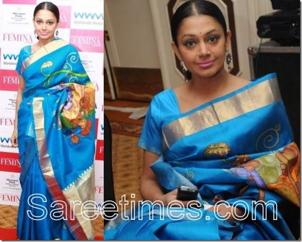 Shobhana_Traditional_Silk_Saree