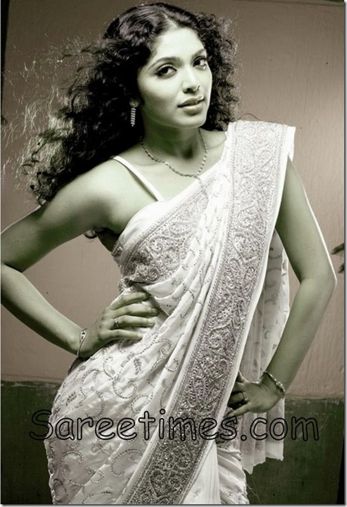 Rima_Kallingal_Embroidery_Saree