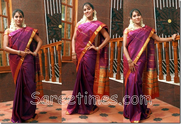 Rashmi_Gautam_Traditional_Saree