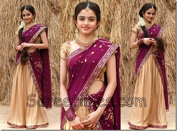 Sheena_Half_Saree