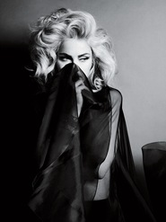 2010 - Madonna by Alas & Piggott for Interview - 07