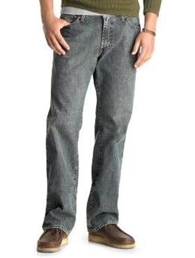 jeans preta masc