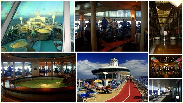 54 trans- Atlantic cruise 201014