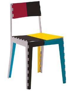 silla plegable de diseño