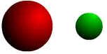 atomi secondo Dalton