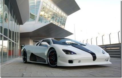 ultimate aero supercar photo