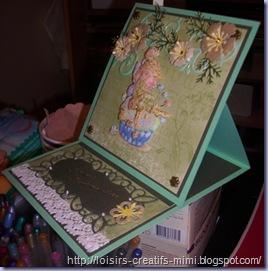 carte chevalet 3D ragdolls