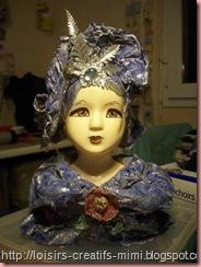 buste Marijke Kok créa de Mimi