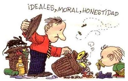ideais, moral, honestidade