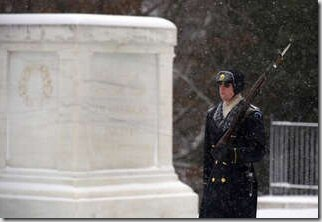 Unknown Honor Guard