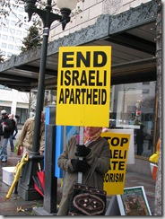 Seattle Israel prostest011
