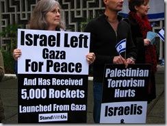 Pro-Israel Rally 013