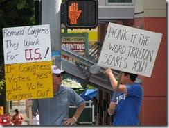 Protest Obama Care 082