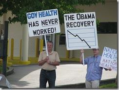 Protest Obama Care 231